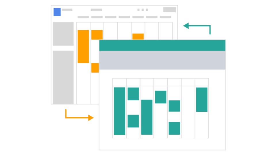 Googleカレンダー&Outlook予定表とリアルタイムに相互連携